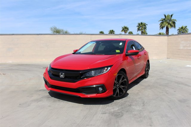 Used 2019 Honda Civic Sedan in Mesa, AZ