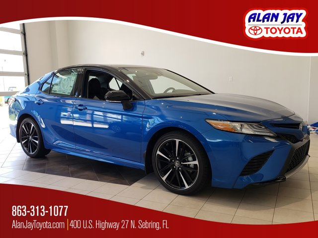 New 2019 Toyota Camry in Sebring, FL