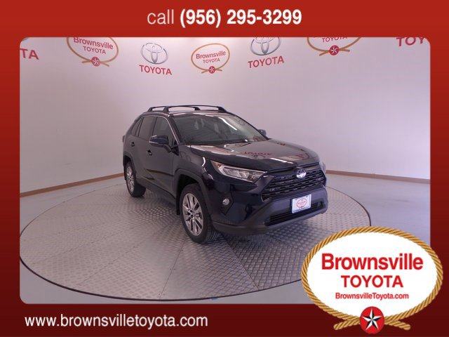 New 2019 Toyota RAV4 in Brownsville, TX