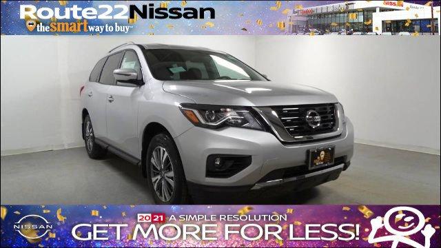 2020 Nissan Pathfinder SV 4x4 SV Regular Unleaded V-6 3.5 L/213 [18]