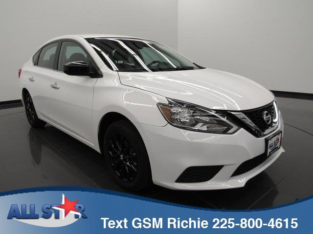 Used 2018 Nissan Sentra in Baton Rouge, LA