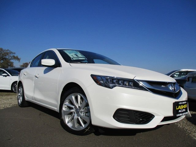 New 2017 Acura ILX Sedan w-Technology Plus Pkg