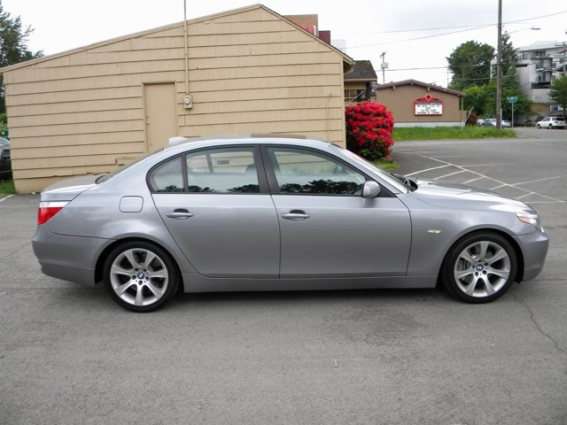 Used 2005 BMW 5 Series 545i 4dr Sdn