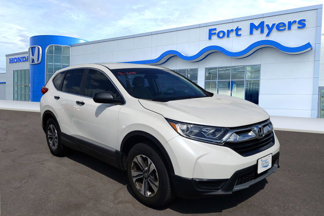 Used 2017 Honda CR-V in Fort Myers, FL