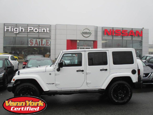 Used 2014 Jeep Wrangler Unlimited in High Point, NC