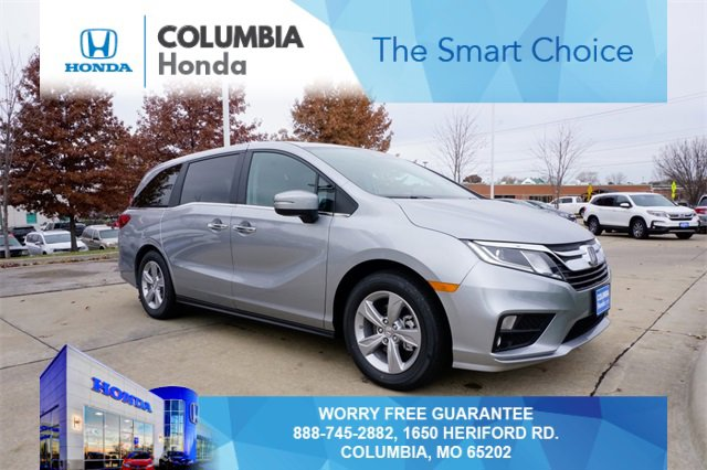 New 2020 Honda Odyssey in Columbia, MO