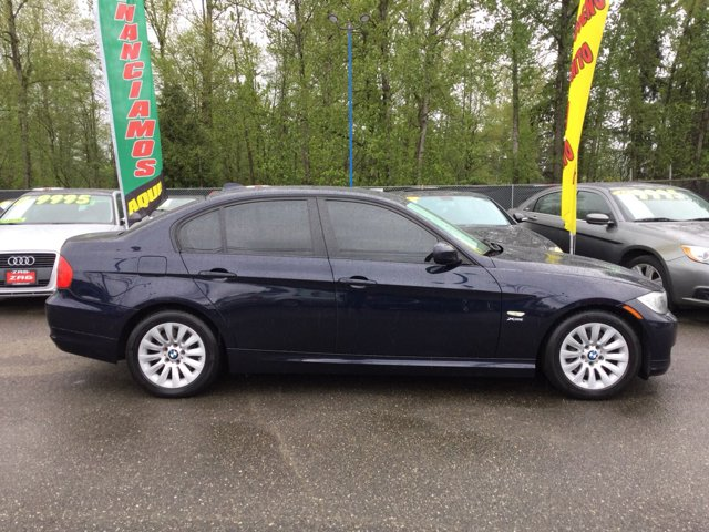 Used 2009 BMW 3 Series 4dr Sdn 328i xDrive AWD SULEV
