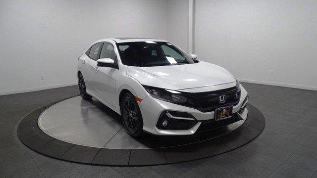 New 2020 Honda Civic Hatchback in Hillside, NJ