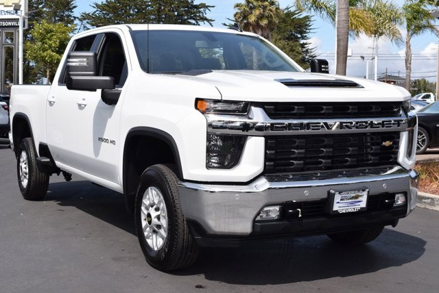New 2020 Chevrolet Silverado 2500HD in Watsonville, CA