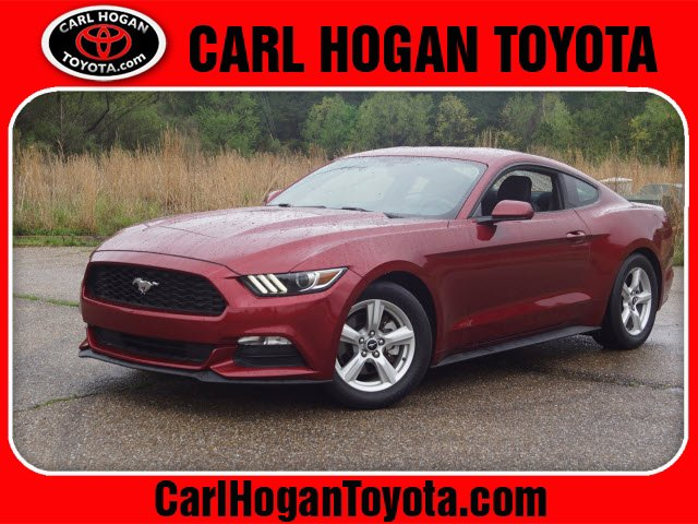 Used 2017 Ford Mustang in Columbus, MS