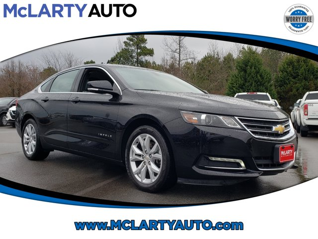 Used 2019 Chevrolet Impala in Little Rock, AR