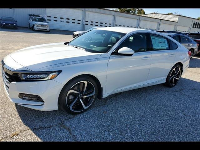 New 2019 Honda Accord Sedan in Auburn, AL