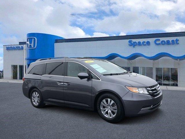 Used 2015 Honda Odyssey in Cocoa, FL