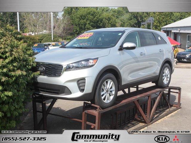 New 2019 KIA Sorento in Bloomington, IN