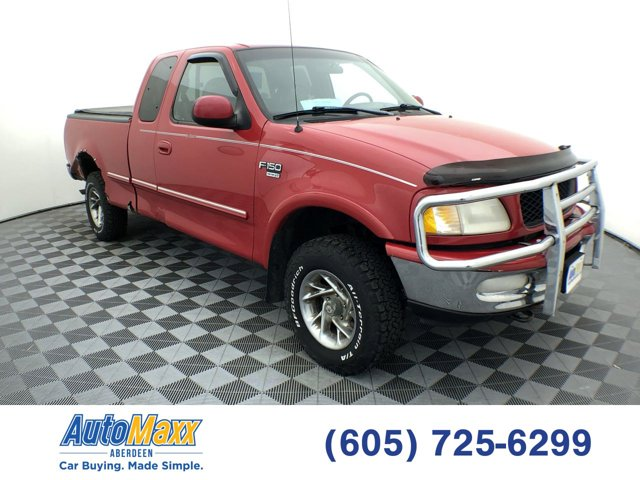 Used 1998 Ford F-150 in Aberdeen, SD