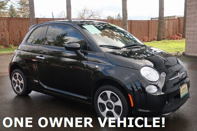 Used 2015 Fiat 500e in Lakewood, WA