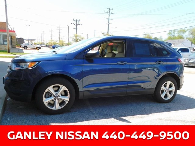Used 2017 Ford Edge in Mayfield Heights, OH