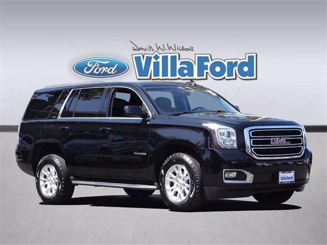 2015 GMC Yukon SLT 2WD 4dr SLT Gas/Ethanol V8 5.3L/323 [6]