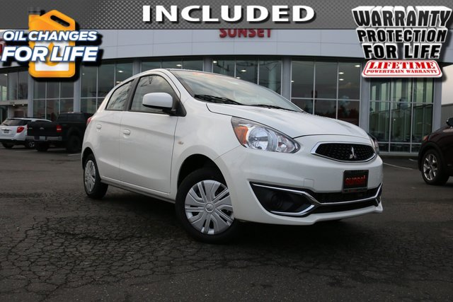 New 2020 Mitsubishi Mirage in Sumner, WA