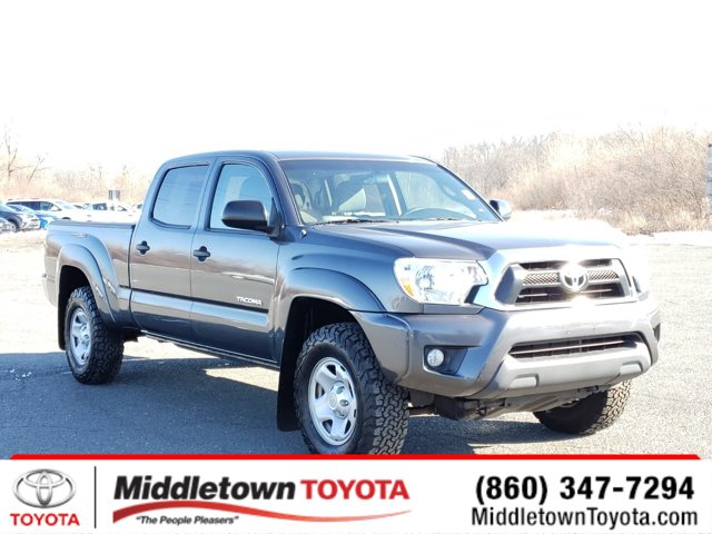 Used 2015 Toyota Tacoma in Middletown, CT