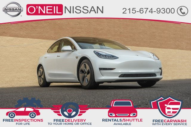 2020 Tesla Model 3 Long Range Long Range AWD Electric [6]