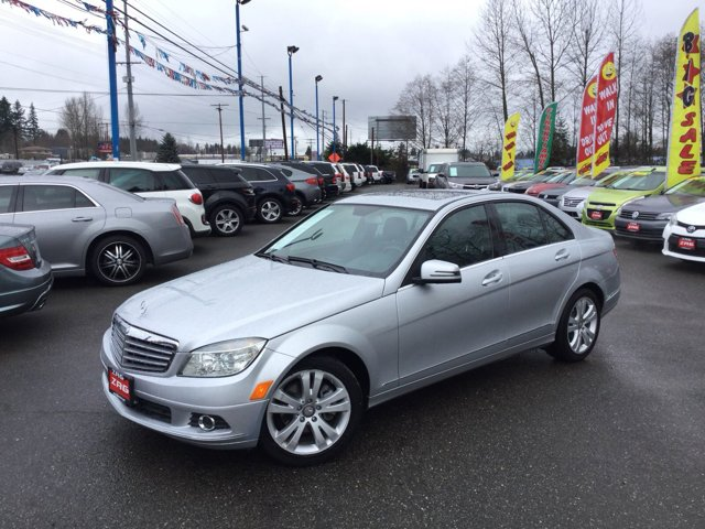Used 2011 Mercedes-Benz C-Class 4dr Sdn C 300 Luxury RWD