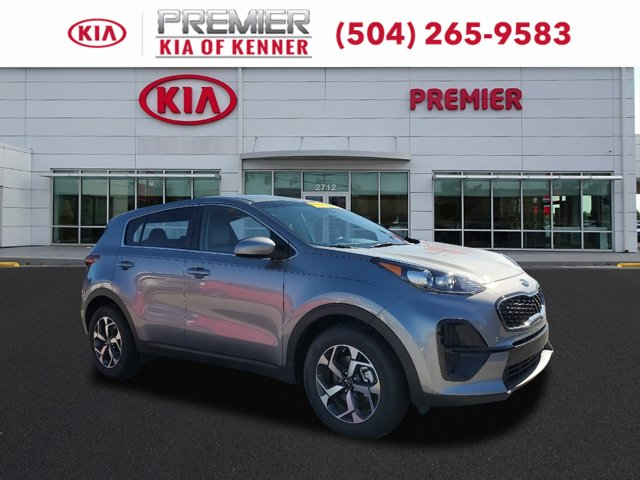 New 2020 KIA Sportage in Kenner, LA