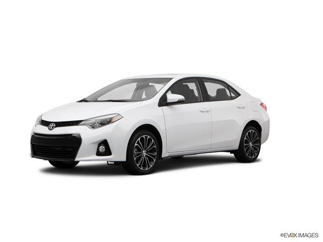 2014 Toyota Corolla S Premium 4dr Sdn CVT S Premium Regular Unleaded I-4 1.8 L/110 [18]