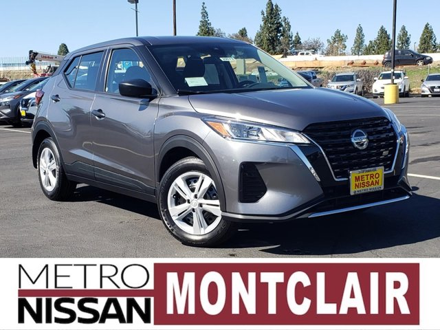2021 Nissan Kicks S S FWD Regular Unleaded I-4 1.6 L/98 [4]