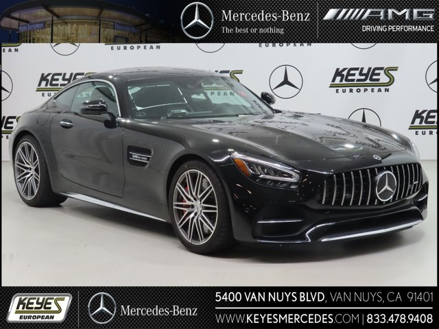 New 2020 Mercedes-Benz AMG GT in , CA