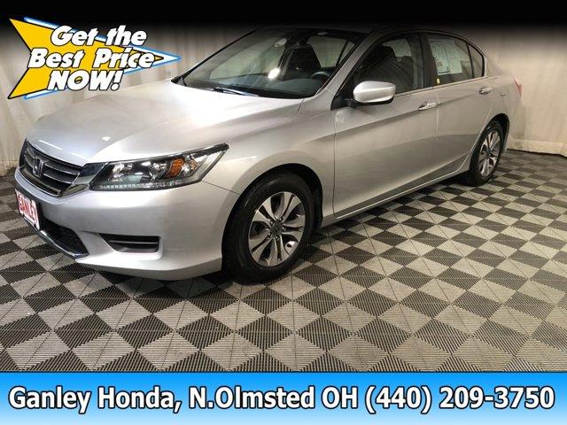 Used 2015 Honda Accord Sedan in North Olmsted, OH