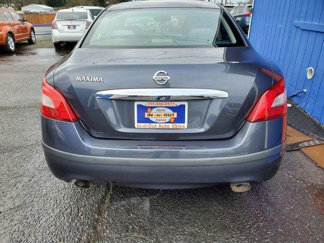Used 2010 Nissan Maxima 4dr Sdn V6 CVT 3.5 S