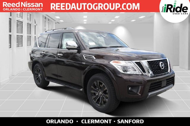 New 2019 Nissan Armada in Orlando, FL
