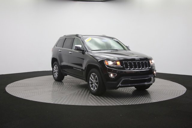 2016 Jeep Grand Cherokee for sale 120555 59