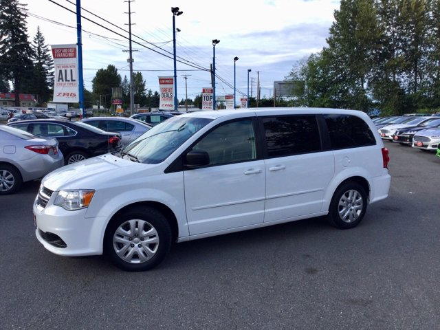 Used 2016 Dodge Grand Caravan 4dr Wgn SE