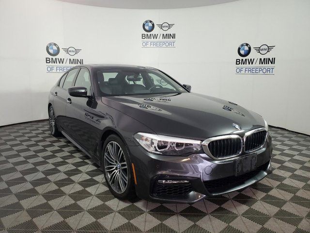 2018 BMW 5-Series 540i xDrive