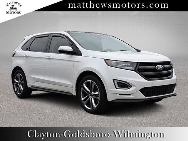 2015 Ford Edge Sport 2WD w/ Nav & Panoramic Sunroof