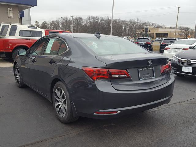 2016 Acura TLX Tech photo