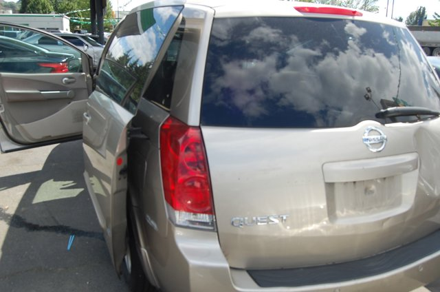 Used 2004 Nissan Quest 4dr Van S