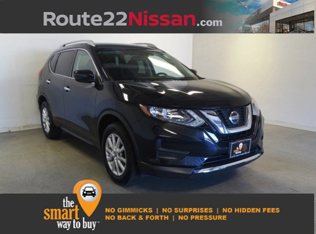 2018 Nissan Rogue SV AWD SV Regular Unleaded I-4 2.5 L/152 [19]