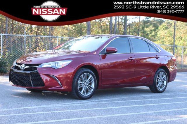 Used 2017 Toyota Camry in Little River, SC