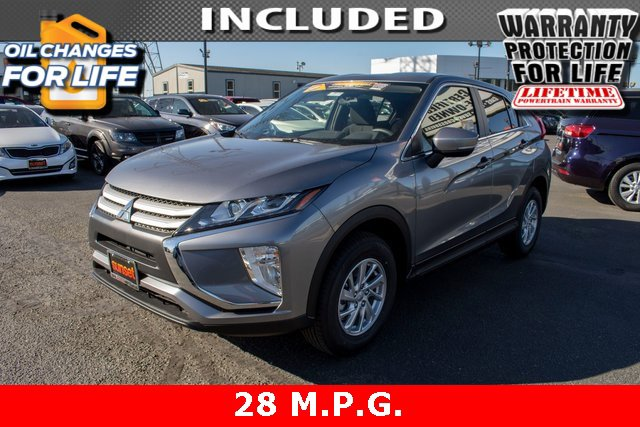 New 2019 Mitsubishi Eclipse Cross in Sumner, WA