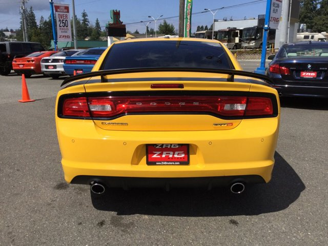 Used 2012 Dodge Charger 4dr Sdn SRT8 Super Bee RWD