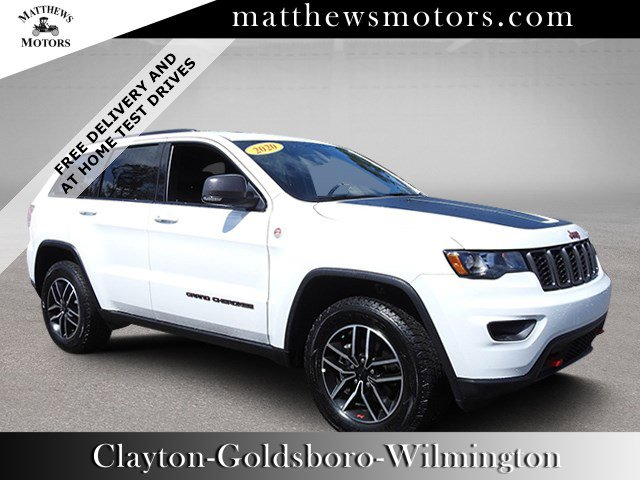 Used 2020 Jeep Grand Cherokee in Wilmington, NC