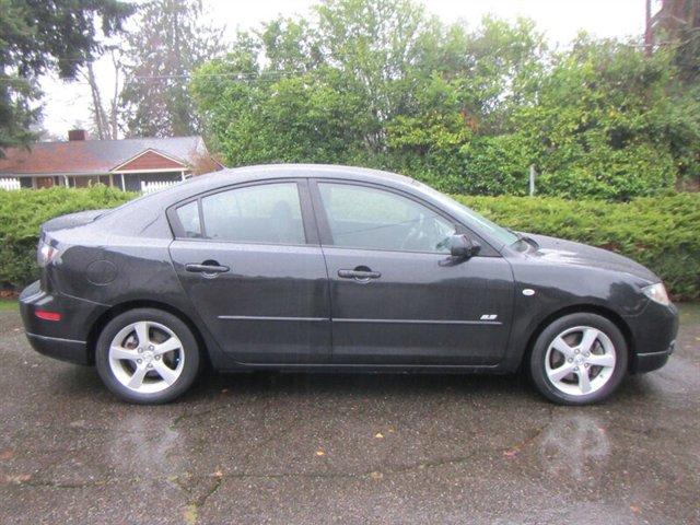 Used 2005 Mazda Mazda3 4dr Sdn s Auto