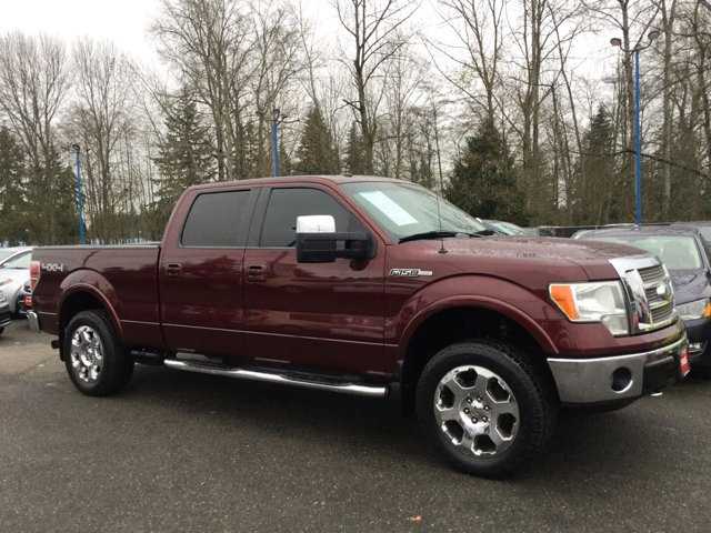 Used 2009 Ford F-150 4WD SuperCrew 145 Lariat