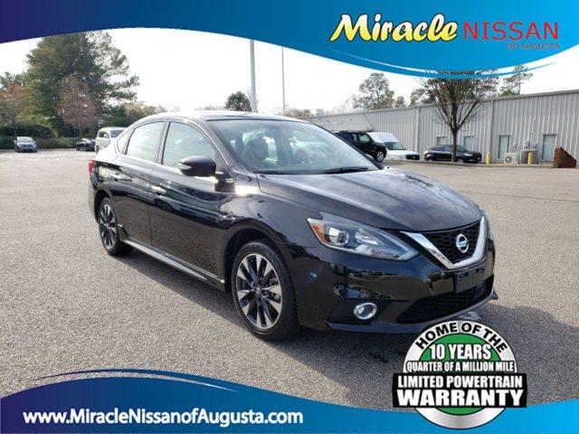 New 2019 Nissan Sentra in Martinez, GA