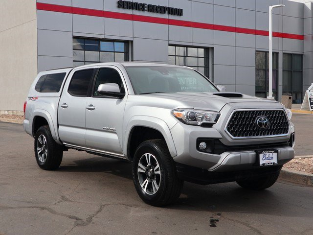 Used 2018 Toyota Tacoma in Greeley, CO