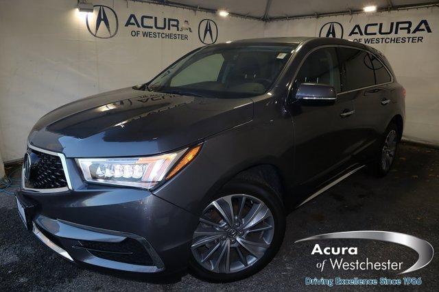 Used 2017 Acura MDX in Larchmont, NY