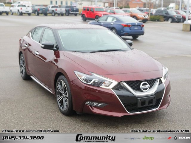 Used 2017 Nissan Maxima in Bloomington, IN